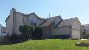 owens corning oakridge in wichita roof repair