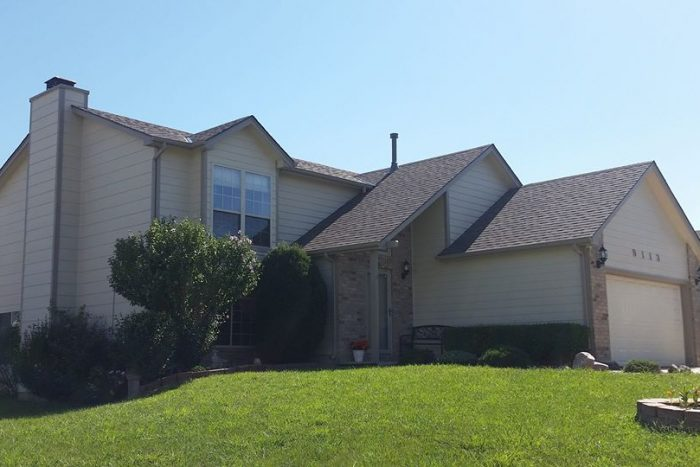 owens corning oakridge in wichita roof repair