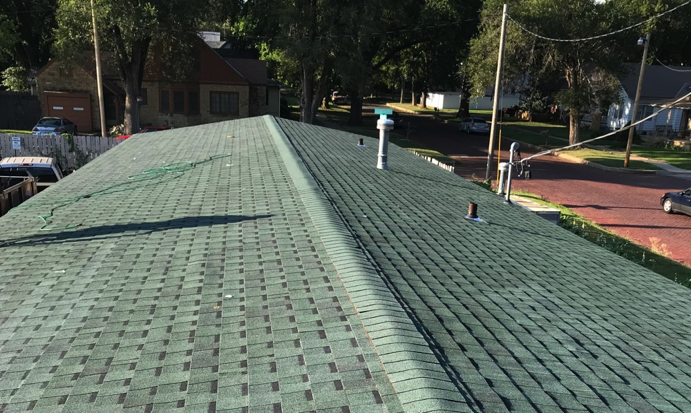 shingle roofing contractor wichita