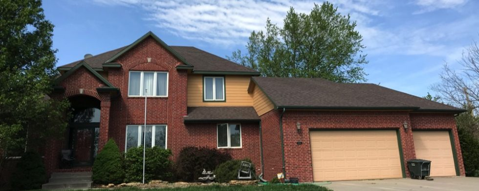 wichita roofing company for homes