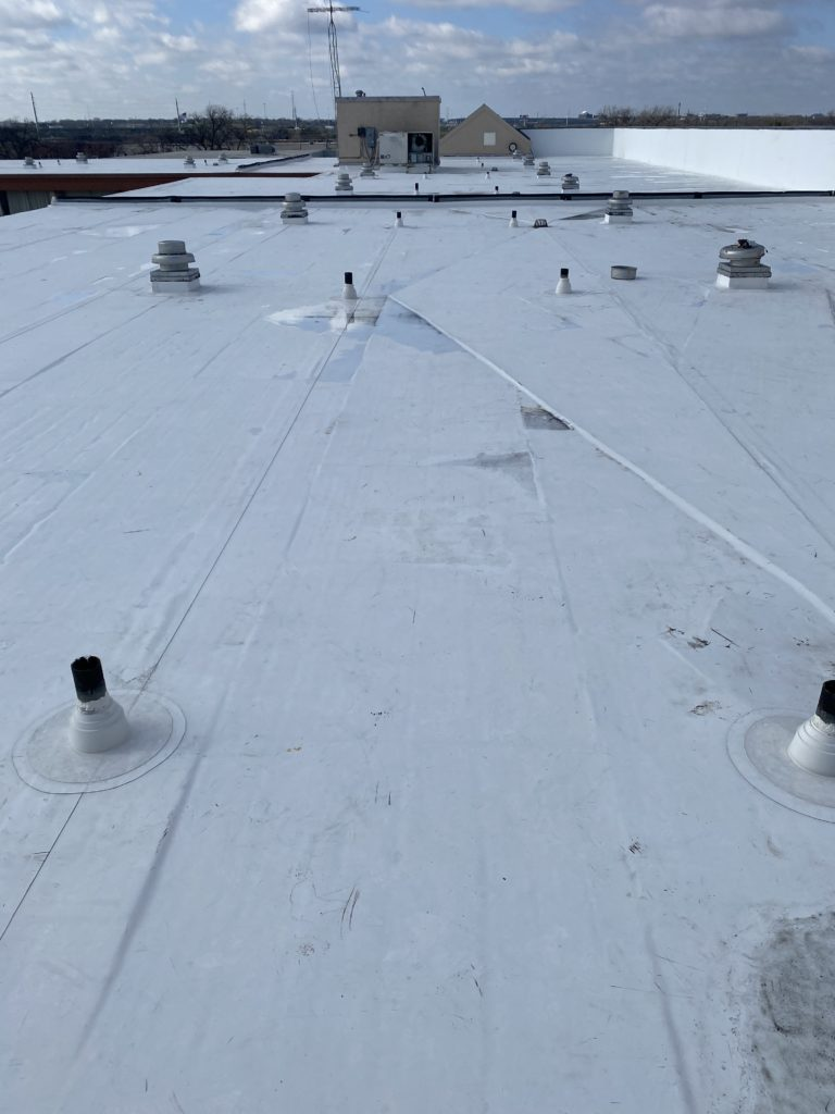 roof coating service wichita