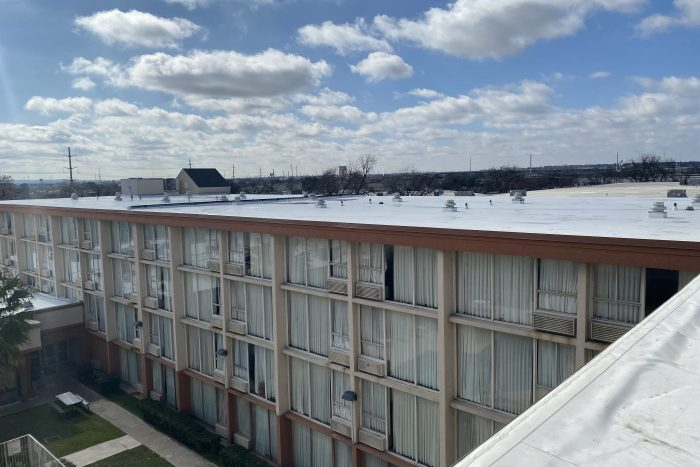 roof coating wichita