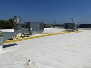 wichita flat roof