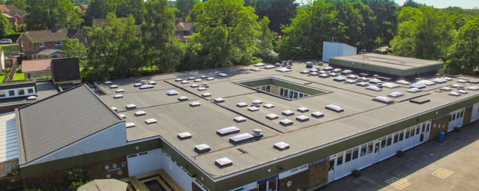Affordable Roofing in Wichita for Elementary & High Schools